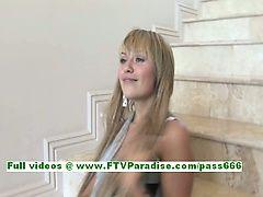 xhamster Mariana awesome blonde babe...