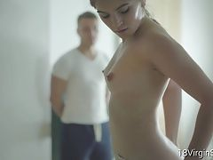 18 Virgin Sex - Karolin first...