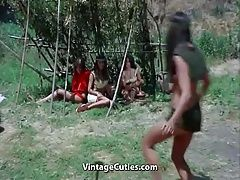 Nude Indian Girl Does Sexy Dance...