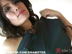 xhamster Asian Vixen Bow Solo