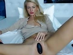 xhamster Natural Tits Blonde From...
