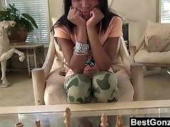 BestGonzo - Sexy black gf on a...