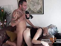 Andy Star - Hot Cumshot In Mouth...