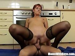 xhamster Sexy Mature In Laced Stockings...