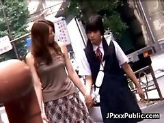 Japan Public Sex with Naughty...
