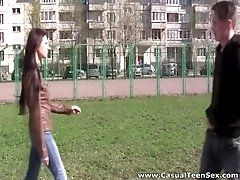 Casual Teen Sex - A shocking...