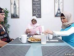 Mia Khalifa&#039_s stepmom...