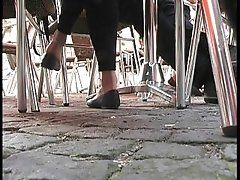 The Arousing Foot Tease Girly 1