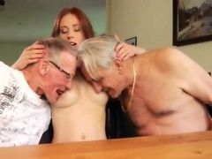 Redhead milf solo first time...