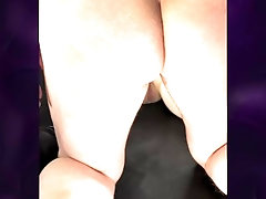 Teen gets painfully fucked in...