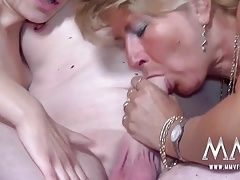 MMV FILMS The Mature Petra is in...