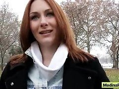 Hot European Slut Fucked In...