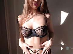 SEXY WIFE having fun with a...