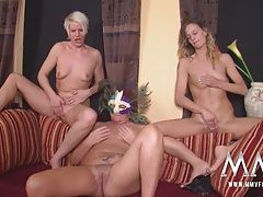 MMV FILMS The Teen, the Milf and...