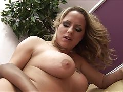 xhamster Sexy lesbians sink toys into...