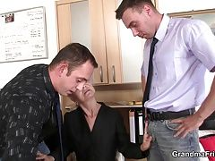 Job interview leads to old...